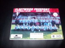 Fleetwood Freeport v Rossendale United, 1999/2000